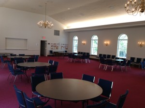 UCC Fellowship Hall