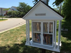 UCC Little Free Library