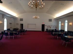 University Congregational Church Fellowship Hall