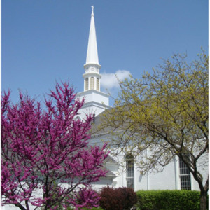 Springtime at University Congregational Church
